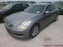 Used 2007 Infiniti G35 SPORT for sale in Scarborough, ON