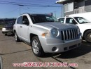 Used 2008 Jeep COMPASS SPORT 4D UTILITY 2WD for sale in Calgary, AB