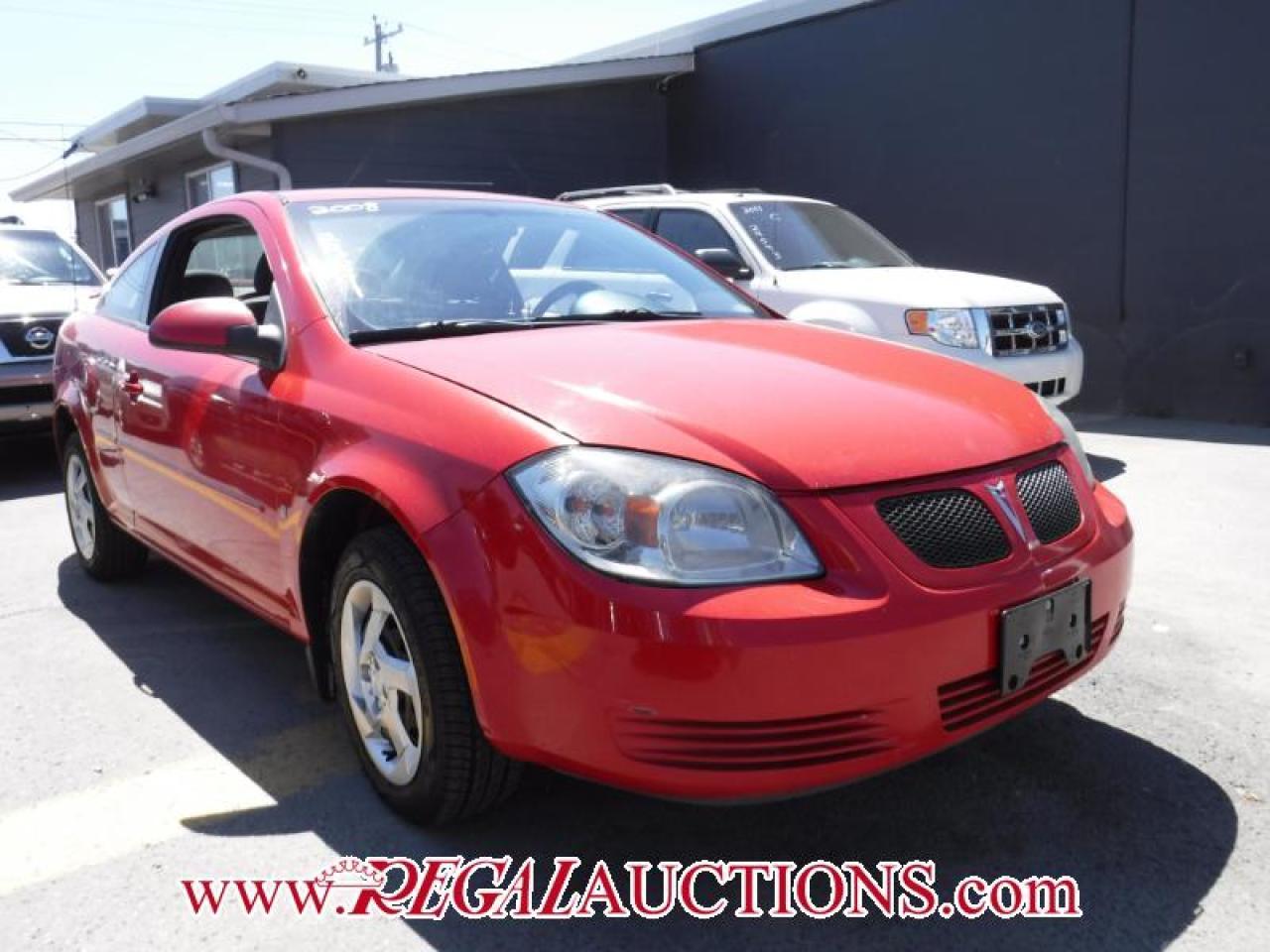 Photo of Red 2008 Pontiac G5  4D SEDAN
