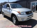 Used 2005 Toyota RAV4  4D HARDTOP AWD for sale in Calgary, AB