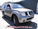 Used 2005 Nissan PATHFINDER  4D UTILITY 4WD for sale in Calgary, AB