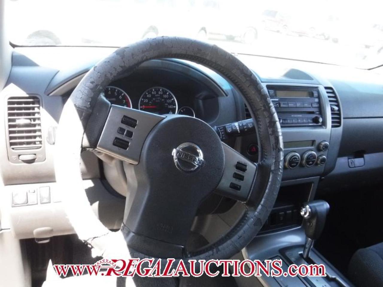 2005 Nissan PATHFINDER  4D UTILITY 4WD