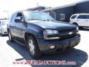 Used 2003 Chevrolet TRAILBLAZER  4D UTILITY 4WD for sale in Calgary, AB
