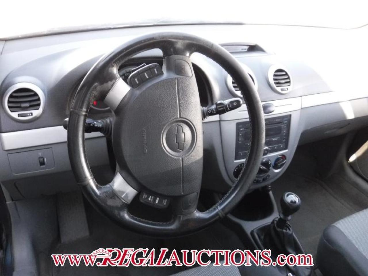 2007 Chevrolet OPTRA 5 LT 4D SEDAN
