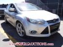 Used 2012 Ford FOCUS TITANIUM 4D SEDAN for sale in Calgary, AB