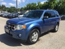 Used 2010 Ford ESCAPE XLT * AWD * SUNROOF * SAT RADIO SYSTEM for sale in London, ON