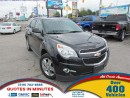 Used 2012 Chevrolet Equinox 2LT | AWD | LEATHER | BACKUP CAM for sale in London, ON