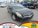 Used 2009 Nissan Altima S | 2.5L | GREAT STARTER for sale in London, ON