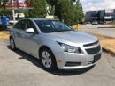 Used 2013 Chevrolet Cruze LT Turbo for sale in Richmond, BC
