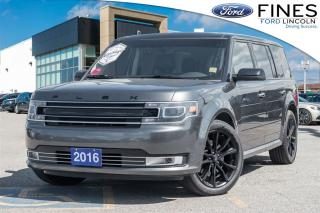 Used 2016 Ford Flex Limited - HAND PICKED PREVIOUS RENTAL! for sale in Bolton, ON