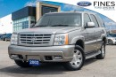 Used 2002 Cadillac Escalade LOW MILEAGE! YOU CERTIFY & YOU SAVE! for sale in Bolton, ON