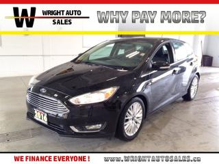 Used 2016 Ford Focus TITANIUM|NAVIGATION|SUNROOF|LEATHER|45,624 KMS for sale in Cambridge, ON