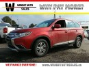 Used 2016 Mitsubishi Outlander ES| 4WD| BLUETOOTH| HEATED SEATS| CRUISE CONTROL| for sale in Cambridge, ON