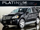 Used 2008 Mercedes-Benz ML-Class ML550, V8, AMG PKG, for sale in North York, ON