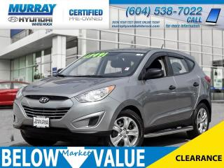 Used 2011 Hyundai Tucson GL**HEATED SEATS**A/C** for sale in Surrey, BC