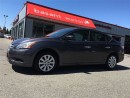 Used 2015 Nissan Sentra Fuel Efficient, Low Cost of Ownership!! for sale in Surrey, BC