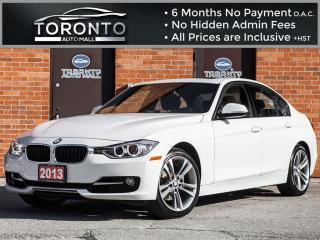 Used 2013 BMW 328 i Xdrive+Sport line+Navi+Low Km's+Parking aid for sale in North York, ON