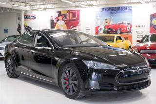 Used 2015 Tesla Model S 85 D AWD, Auto Pilot, Sub Zero... for sale in Paris, ON