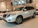Used 2013 Nissan Pathfinder SV 4X4 **CAMERA-NEW BRAKES-TIRES-CERTIFIED** for sale in York, ON