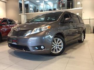 Used 2011 Toyota Sienna XLE-LEATHER-SUNROOF-REAR CAMERA for sale in York, ON