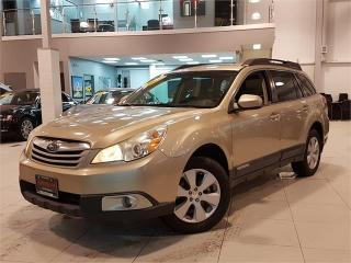 Used 2010 Subaru Outback AWD-FULL OPTIONS for sale in York, ON