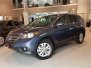 Used 2013 Honda CR-V EX-L-AWD-LEATHER-SUNROOF-CAMERA-ONLY 95KM for sale in York, ON