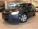 Used 2014 Chevrolet Cruze LT-AUTOMATIC-BLUETOOTH-ONLY 52KM for sale in York, ON