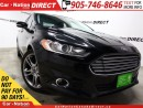 Used 2013 Ford Fusion Titanium| AWD| NAVI| LEATHER| SUNROOF| for sale in Burlington, ON
