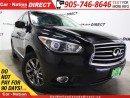 Used 2014 Infiniti QX60 | AWD| LEATHER| SUNROOF| BACK UP CAMERA| for sale in Burlington, ON