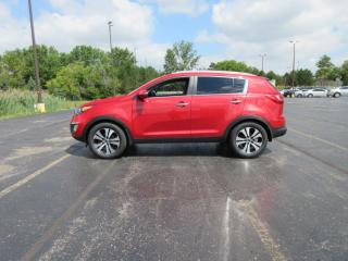 Used 2012 Kia Sportage EX FWD for sale in Cayuga, ON