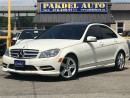 Used 2011 Mercedes-Benz C-Class C300 4MATIC*EXECUTIVE PKG*PARK ASSIST*BLUETOOTH for sale in York, ON