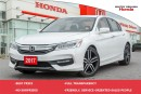 Used 2017 Honda Accord Touring for sale in Whitby, ON