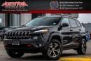 Used 2016 Jeep Cherokee Trailhawk|4x4|Nav.|Sat.|Backup_Cam|RemoteKeylessEntry|17