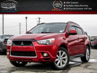 Used 2012 Mitsubishi RVR GT|4x4|Bluetooth|Pano Sunroof|Pwr Windows|Pwr Locks|Keyless Entry|18