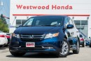 Used 2015 Honda Odyssey EX-L Navi - Warranty until 2021! for sale in Port Moody, BC