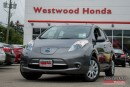 Used 2014 Nissan Leaf S - Accident Free! W/ Quick Charge! for sale in Port Moody, BC