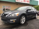 Used 2013 Nissan Altima FACTORY NAVIGATION & BACKUP CAMERA! $144.84 BI WEEKLY! $0 DOWN! CERTIFIED! for sale in Bolton, ON