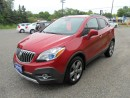 Used 2013 Buick Encore AWD LT for sale in Beaverton, ON