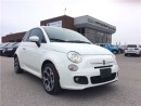Used 2016 Fiat 500 Sport for sale in Concord, ON