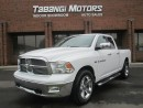 Used 2012 Dodge Ram 1500 BIG HORN | 4X4 | BLUETOOTH | QUAD CAB | for sale in Mississauga, ON
