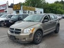 Used 2007 Dodge Caliber SXT for sale in Scarborough, ON