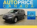 Used 2013 Honda CR-V EX-L LEATHER AWD MOONROOF for sale in Mississauga, ON