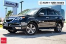 Used 2013 Acura MDX 6sp at for sale in Thornhill, ON