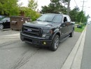 Used 2014 Ford F-150 FX4, LEATHER, SUNROOF.AIR SUSPENSION for sale in Scarborough, ON