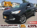 Used 2014 Ford Escape SE 2.0L NAVIGATION MOON ROOF ALLOYS for sale in St Catharines, ON