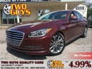 Used 2015 Hyundai Genesis 3.8 Premium LEATHER NAVIGATION for sale in St Catharines, ON
