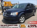 Used 2012 Dodge Grand Caravan SE/SXT FOLD AWAY SEATING ROOF LUGGAGE RACK for sale in St Catharines, ON