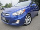 Used 2013 Hyundai Accent GLS-Sunroof-Alloys-Very clean for sale in Mississauga, ON