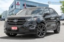 Used 2015 Ford Edge SPORT | 21 ALLOYS | PANO | NAVI | BLIS | for sale in Mississauga, ON