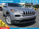 Used 2017 Jeep Cherokee North | BACK UP CAM | 8.4 TOUCHSCREEN | for sale in Burlington, ON